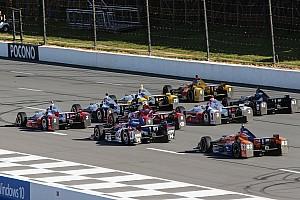 IndyCar Contenu spécial Vidéo - Le résumé du Pocono 500 en français