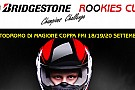 Bridgestone Rookies Cup a Magione in settembre