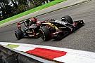 Maldonado approuve les dégagements en asphalte dans la Parabolica