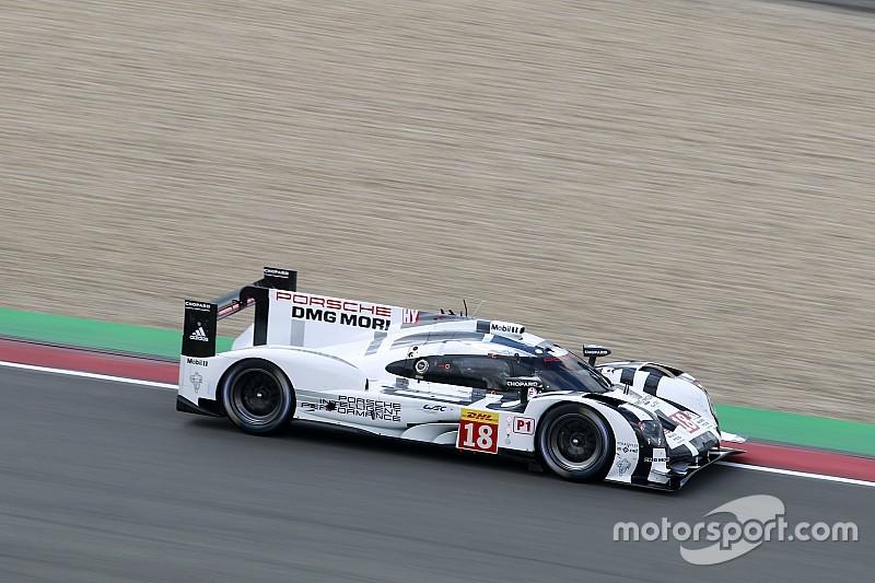 Porsche responde en Nürburgring