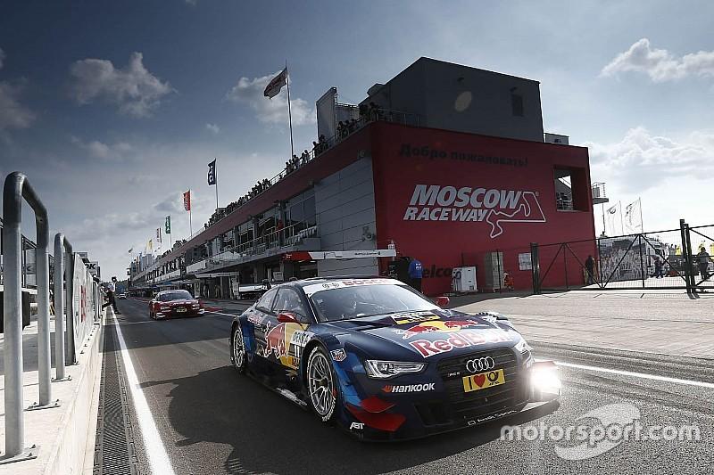 DTM продолжит приезжать на Moscow Raceway
