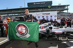 IndyCar Reporte de calificación Will Power se roba la pole position