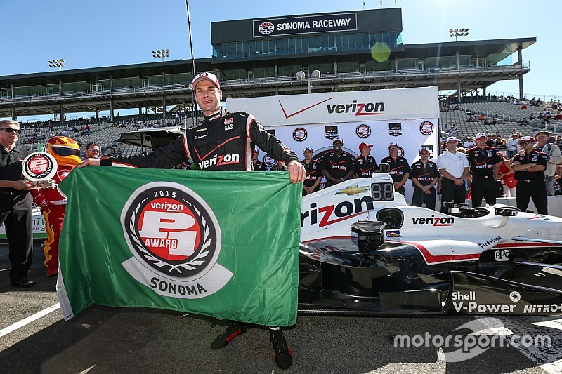 Will Power se roba la pole position
