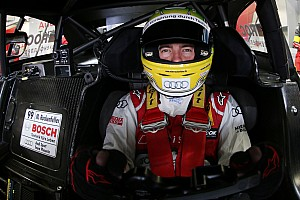DTM Qualifying report Moscow DTM: Rockenfeller gets pole for Sunday race