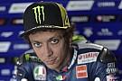 Valentino Rossi - Je n'ai aucun avantage psychologique sur Lorenzo
