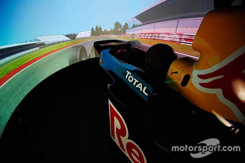 Inside story: How Red Bull's F1 simulator really works