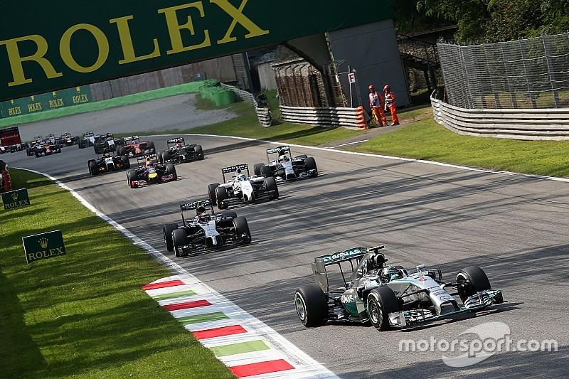 Photos - Les 10 derniers vainqueurs à Monza