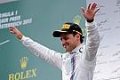 Massa vuelve al escenario de su primer podio con Williams