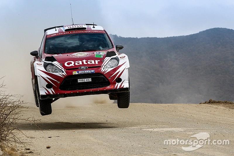Al-Attiyah torna al volante della Fiesta in Australia