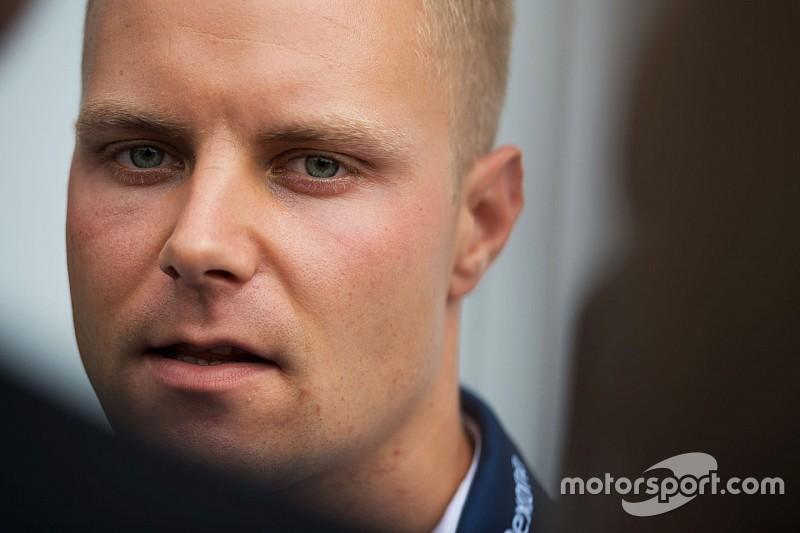 Williams wasn't interested in selling Bottas to Ferrari
