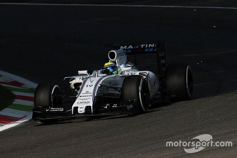 """Em 10º na Itália, Felipe Massa crava: """"é um bom começo"""""""