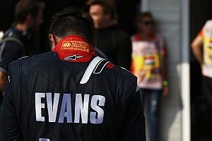 FIA F2 Новость Эванс потерял место в первом стартовом ряду