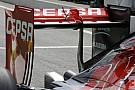 Toro Rosso: tagliato il flap dell'alettone posteriore