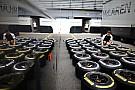 В Pirelli предостерегли команды от нарушений правил