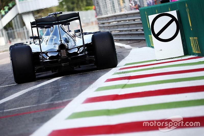 Гран При Италии: предварительная стартовая решётка
