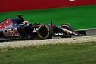 Verstappen et Toro Rosso sanctionnés