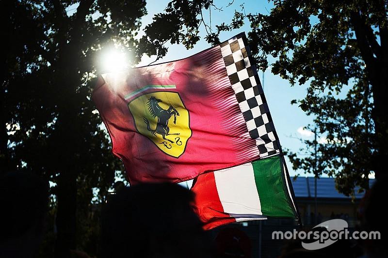 Положение в общем зачёте и Кубке конструкторов после ГП Италии