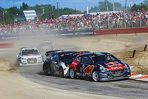 World Rallycross Actualités Championnat - Hansen réduit (un peu) l'écart avec Solberg