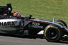 Hülkenberg frustré malgré la belle opération de Force India