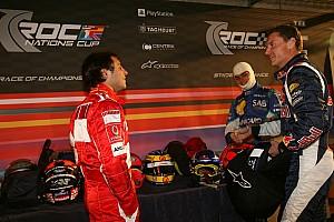 Formule 1 Actualités Race of Champions - Massa fera équipe avec Piquet à Londres
