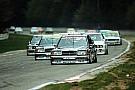 Evolução dos carros da Mercedes no DTM desde 1988