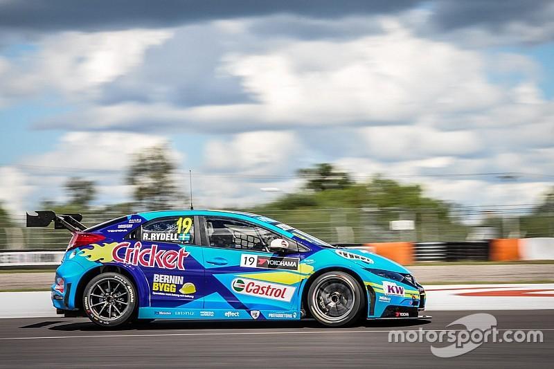 Rickard Rydell et Honda Racing Team Sweden forfaits pour Motegi