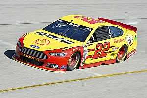 NASCAR Cup Relato de classificação Logano
