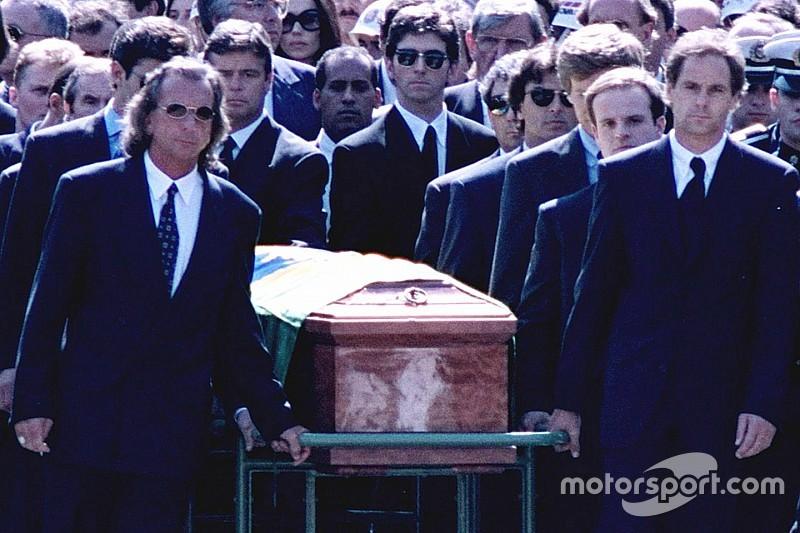 Estreia hoje na TV série inédita sobre Senna
