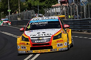 WTCC Race report Tom Coronel strong in second race in Japan - video