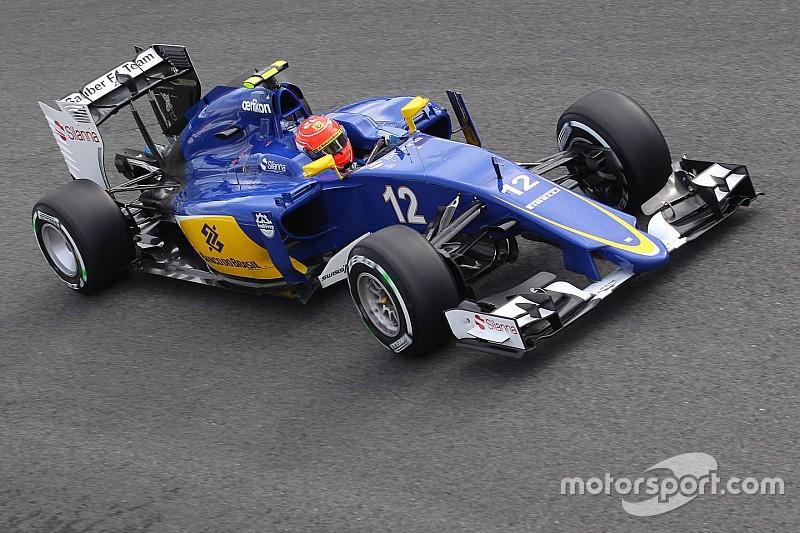 В Sauber надеются получить обновлённые моторы Ferrari к концу года
