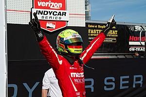 Indy Lights Ultime notizie A Laguna Seca Pigot vince gara e titolo piloti 2015