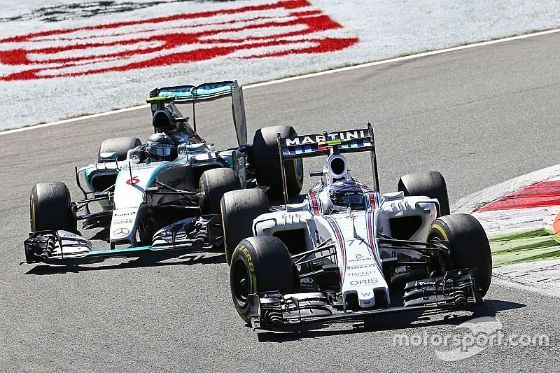 Williams, Force India e Lotus aguardam novo motor Mercedes