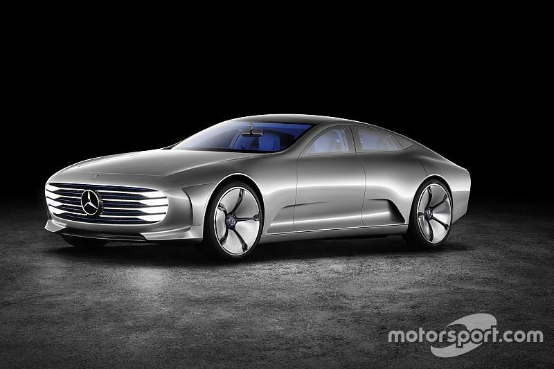 Mercedes Concept IAA - Mélange des genres et d'époque