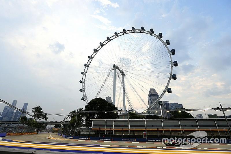 Загрязнение воздуха в Сингапуре достигло годового максимума