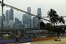 El horario del GP de Singapur no cambiará