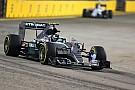 Mauvais choix de réglages pour Nico Rosberg