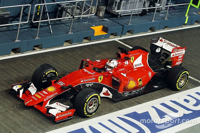 Ferrari: A surprising FP2 session in Singapore