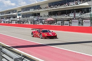 IMSA Race report Risi Competizione Scores Podium For Ferrari In Austin