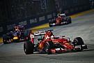 Les commissaires convoquent Ferrari après le GP de Singapour