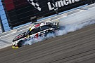 Harvick/Johnson incident turns physical after the race - video