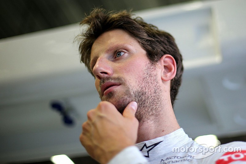 Grosjean, a punto de confirmar con Haas