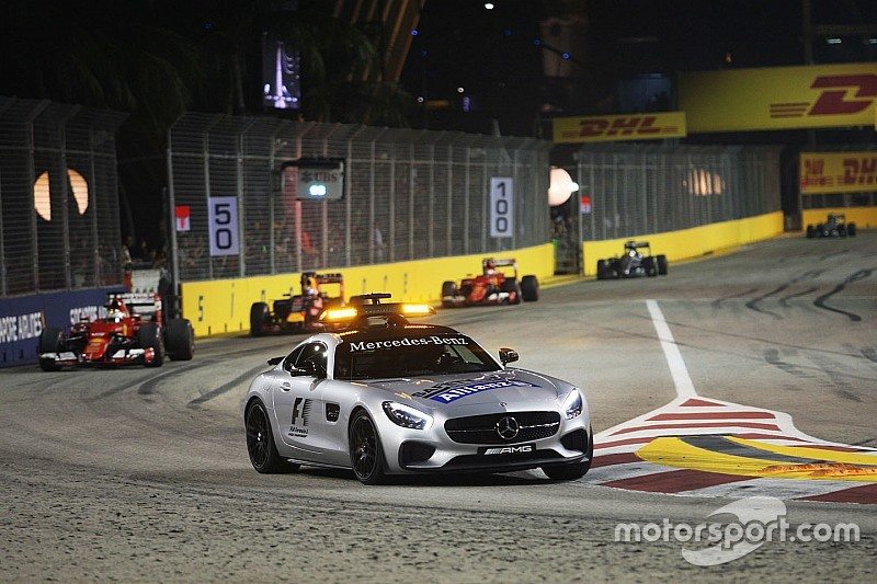 Track invasion a safety concern, say team bosses