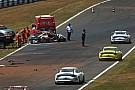 Carro de Pedro Piquet saiu do solo a 169,3 km/h em acidente