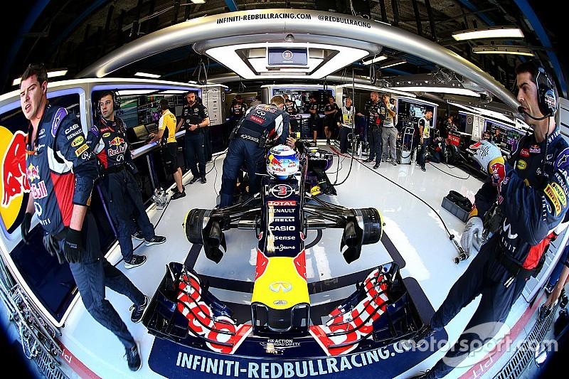 """Red Bull menace encore - """"Le rideau pourrait tomber après Abu Dhabi"""""""