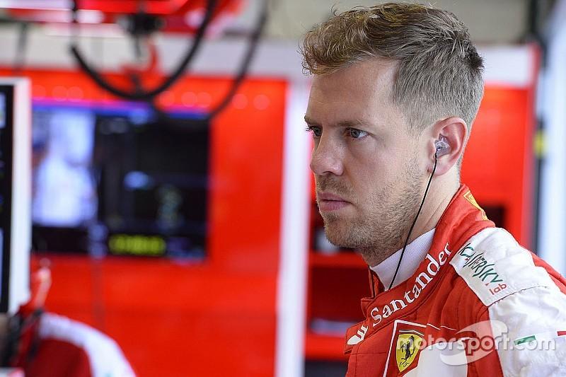 Sebastian Vettel: Mercedes bleibt Favorit auf den WM-Titel