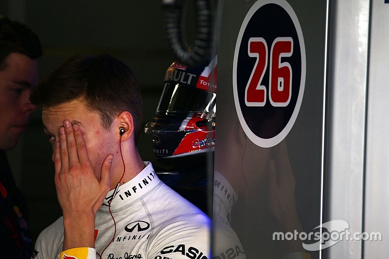 """Red Bull - """"L'essentiel est que Daniil aille bien"""""""