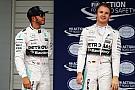 Hamilton ha cometido dos errores en la Q3