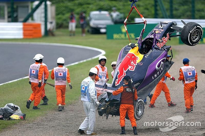 Kvyat tendrá un nuevo chasis para la carrera