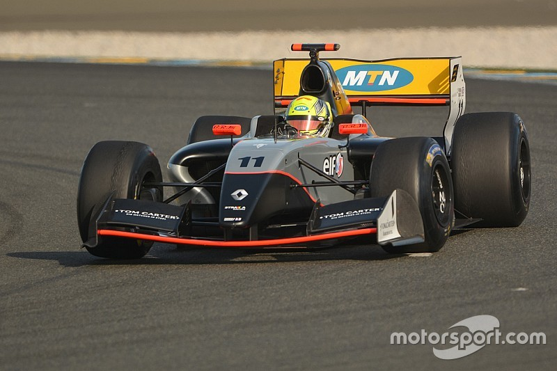 Le Mans FR3.5: Ellinas beats Vaxiviere for pole as Rowland struggles