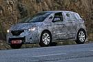 Clichés espion - Le nouveau Renault Scenic en plein test